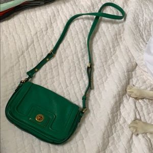 Marc by Marc Jacobs Green Crossbody Bag